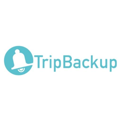 Download TripBackup and get a €5 refund from your reservation now!