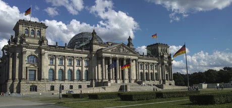 Glass Dome and Berlin Reichstag : 2 Hour Tour