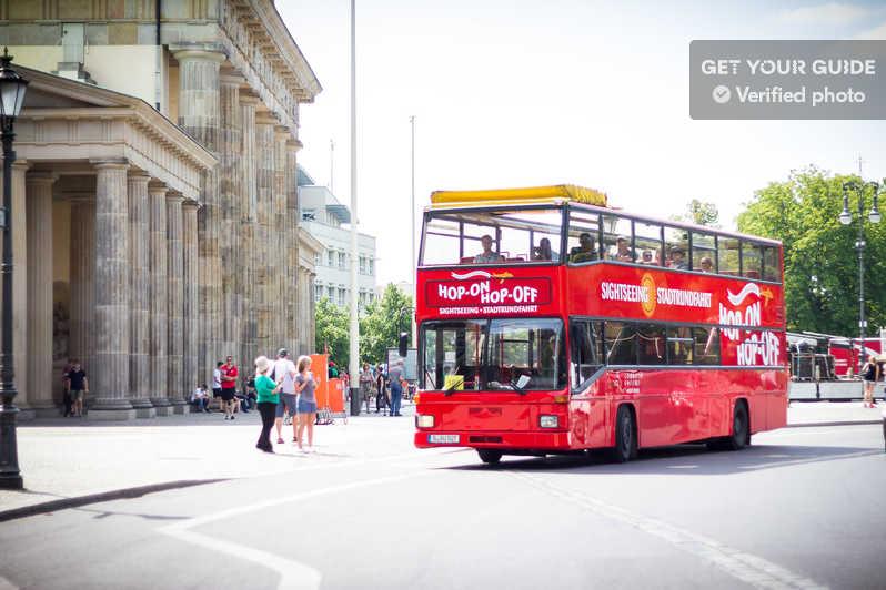 24-Hour Hop-On Hop-Off Bus Ticket