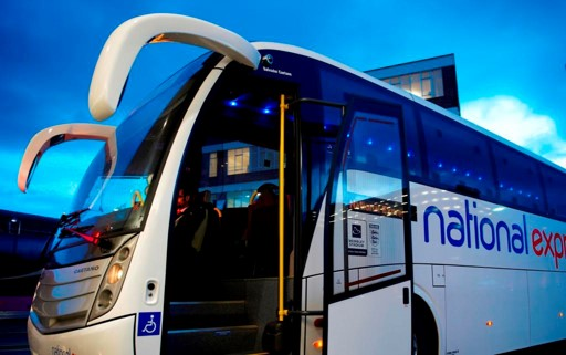 National Express Heathrow Airport LHR - London Central