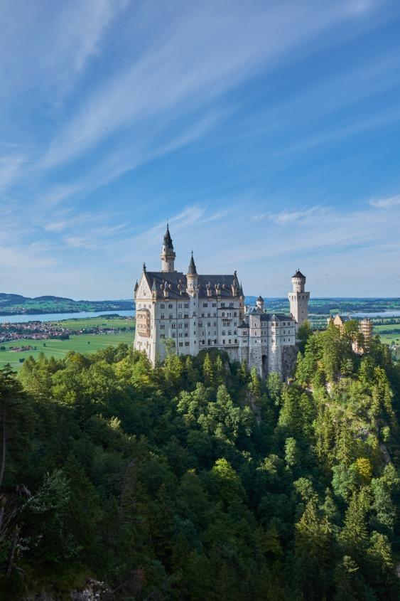 Day Trip Neuschwanstein & Linderhof Castles